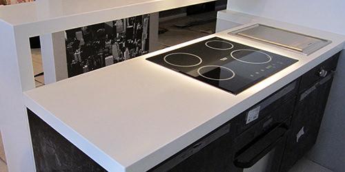 Столешницы из искусственного камня брянск кухни на заказ столешница